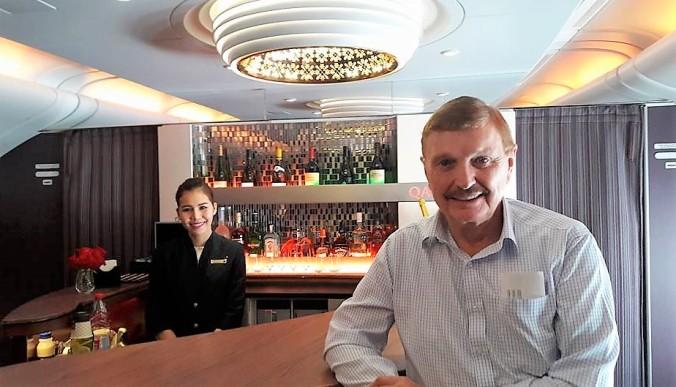 A380 Lounge
