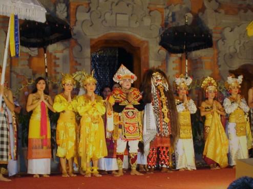 Bali 2004 Ubud Dancers