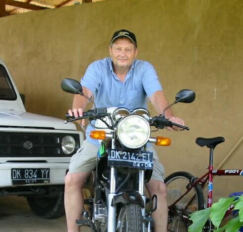 Bob motorcycle