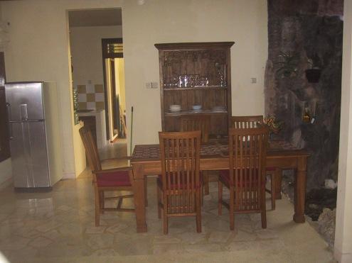 Nusa Dua dinig room