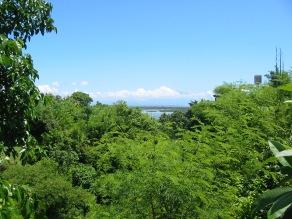 Nusa Dua view to ocean