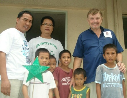 Sto Nino staff and residents