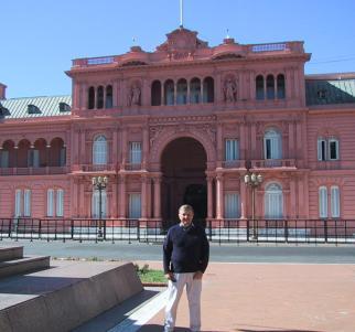 Casa Rosada Palace