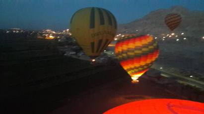 Luxor Ballon Morning 2