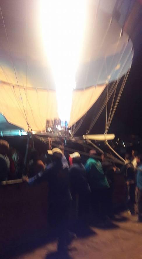 Luxor Ballon Morning 3