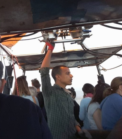 Luxor Ballon Pilot